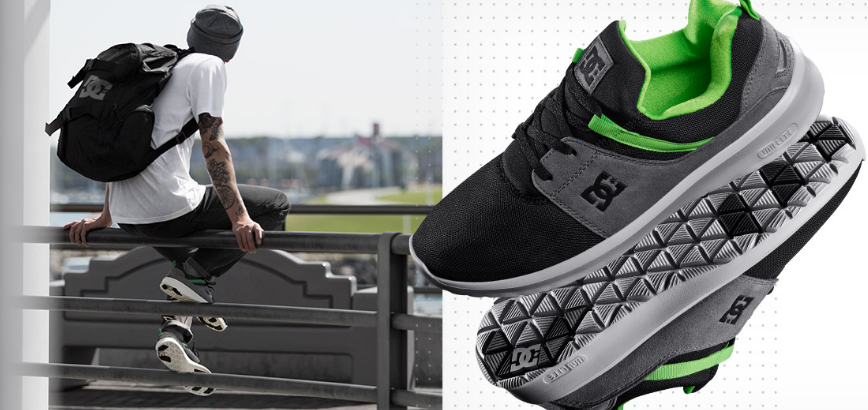 Акции DC Shoes в Чусовом